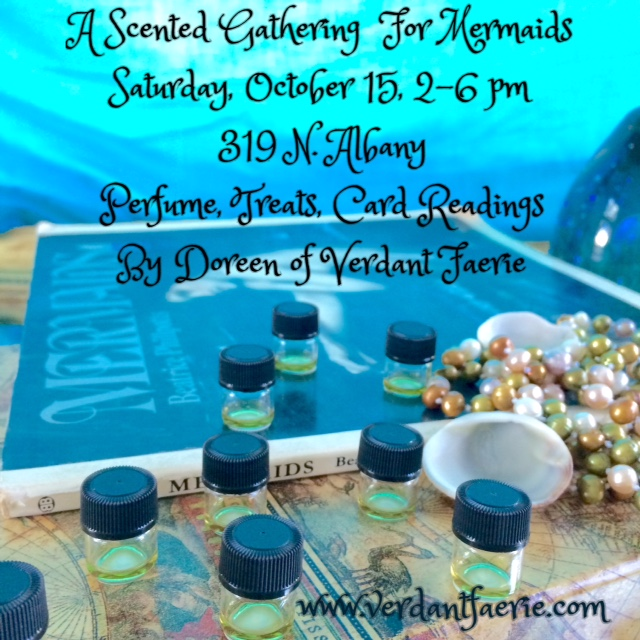 A Scented Gathering For Mermaids